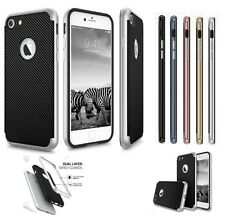 Luxury Carbon Fiber Soft TPU Silicone Thin Case Cover for Apple iPhone5 6 7 Plus