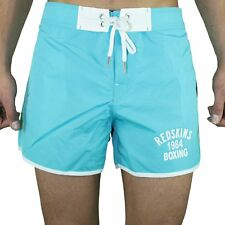 REDSKINS - SHORT DE BAIN - HOMME - RED 16 - TURQUOISE NEUF