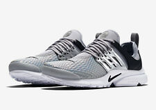 Nike Air Presto LOTC QS Women's Trainers Casual 100% Authentic Silver Metal Mesh