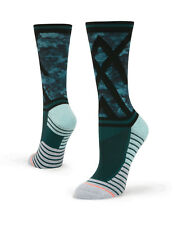 Stance Precision Crew Crew Socks in Teal