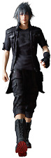 Final Fantasy FF15 XV Noctis Lucis Caelum Noct Costume Outfit Cosplay.