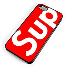 Supreme NYC Sup Parody Stand Up Paddle boarding iPhone Range Phone Cover Case