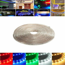 10M 35W Waterproof IP67 SMD 3528 600 LED Strip Rope Light Christmas Party Outdoo