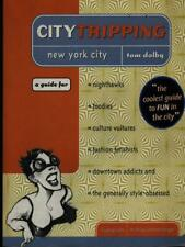 CITYTRIPPING NEW YORK LIBRI IN LINGUA DOLBY, TOM CITY & COMPANY 1998
