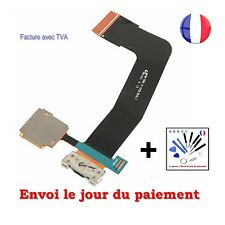 Nappe connecteur charge Micro USB Micro SD Samsung Galaxy S 10.5 SM-T800 T805
