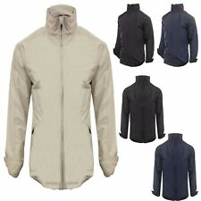 New Kagool Stormbreak Waterproof Jacket Rain Coat Mens Adults Womens Unisex