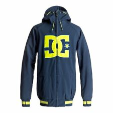 DC SHOES SPECTRUM JACKET INSIGNIA BLUE GIACCA SOFTSHELL SNOWBOARD FW 2018 NEW S