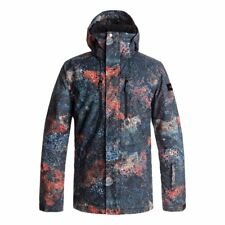 QUIKSILVER TR MISSION JACKET MARINE GIACCA SNOWBOARD TRAVIS RICE FW 2018 NEW S M