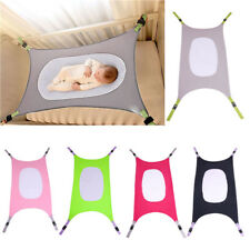 new baby hammock newborn baby infant bed cot elastic detachable baby cribs safe 162654866540 2 jpg  rh   ebay ie