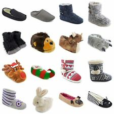 Slumberzzz Mens/Womens/Childrens Slipper Footwear Boot/Animal/Christmas