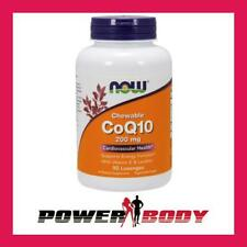 NOW Foods - CoQ10 with Lecithin & Vitamin E