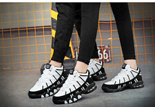 YB 2017 Men's Women's Air Cushioning Sports Sneakers Breathable Athletic Shoes