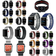15 Colors Magnetic Loop Milanese Apple iWatch Strap Band Series 1 / 2 38MM 42MM