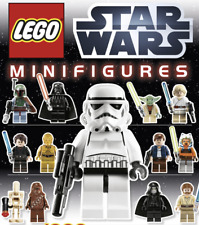 LEGO: Star Wars Minifigures. Assorted. Brand New & Unbuilt. GENUINE LEGO.