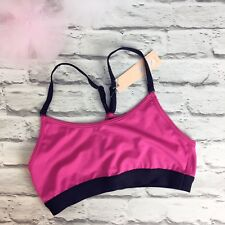 Even & Odd sports active bra in pink (Z18-43)