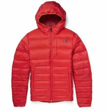 KJUS MENS WHISTLER INSULATED DOWN JACKET SKIING SNOWBOARDING RED RRP £399.99