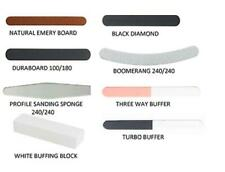 Salon Systems Professional Nail files and Buffers SALON PACKS / SALON QUALITY