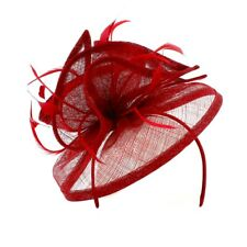 Whiteley Fischer Headband Sinamay Fascinator (BL5043) in a choice of colours