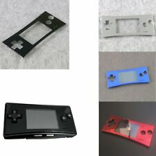 Placa Frontal Funda Cover Remplacement para Nintendo Game Boy Micro GBM Consola