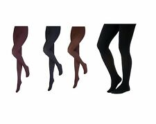Women's Thermal Tights Opaque Soft Warm Cosy Fleece Lined Winter Warm Tights