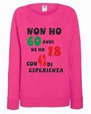 FELPA FUXSIA DONNA  FRUIT OF THE LOOM: NON HO..
