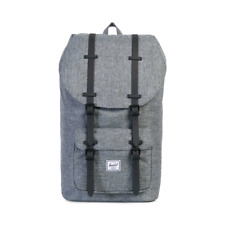 Herschel Little America Classic Backpack Zaino 10014 01132 Raven Crosshatch/Bla