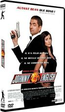 DVD Johnny English - Rowan Atkinson,Natalie Imbruglia,Peter Howitt