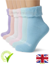 Bed Socks Snuggle Soft Thermal  Keep your feet toasty warm mix colours ladies