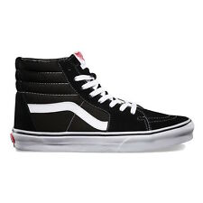Vans sk8-hi negro/blanco Unisex Talla 36.5-46 Old Skool High