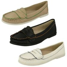 Mujer Spot On F8974 Informal Mocasin Mocasines The Estilo ~ K