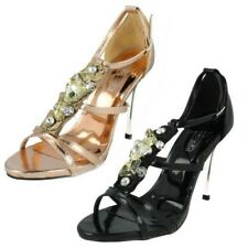 Mujer Spot On Clásico Tacones The style-f1768