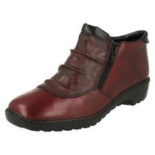 Mujer Rieker Botines The Style - l6052