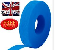 VELCRO® Brand Hook and loop ONE-WRAP® back to back Strapping 20mm in Blue