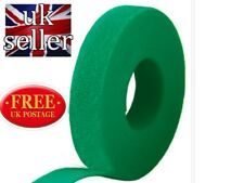 VELCRO® Brand Hook and loop ONE-WRAP® back to back Strapping 20mm in Green