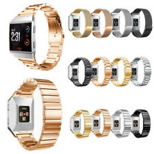 Bead/Milanese Stainless Steel Watch Band Bracelet Strap Loop For Fitbit  Ionic