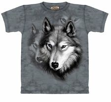 Loup Portrait - T-shirt enfant - The Mountain