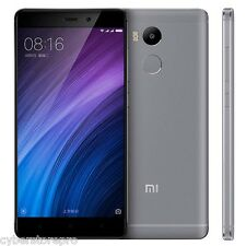 "XIAOMI REDMI 4 5.0 "" 4G SMARTPHONE Miui 8 OCTA CORE 2.0GHZ 3GB + 32GB 13MP"