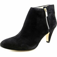 INC International Concepts Hali Suede Ankle Booties