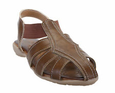 Catbird Women's Faux Leather Brown Slip On (W051-235-123-Brown)