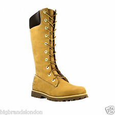 Timberland 83980 WHEAT Juniors - Womens Leather Waterproof Boots