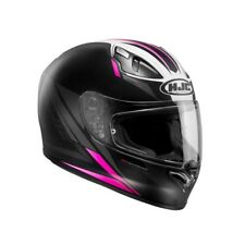 HJC CASCO INTEGRALE MOTO VALVE/MC8SF FG-17 HELMET