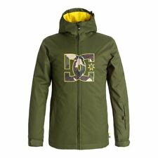 DC SHOES KIDS STORY YOUTH JACKET CHIVE GIACCA SNOWBOARD BAMBINO FW 2018 NEW ANNI
