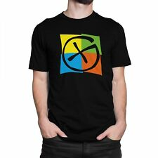 Geocaching Logo 4 Farb. Cacher / Fun Premium T-Shirt XS - 5XL / Ideales Geschenk