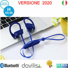 G5 AURICOLARI CUFFIE WIRELESS SPORT BLUETOOTH 4.1 STEREO iPhone Samsung Huawei