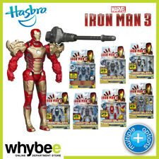 IRON MAN 3 MARVEL AVENGERS ASSEMBLERS FIGURES IRON MAN / IRON PATRIOT & MORE!
