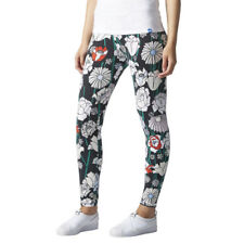 Trousers adidas Originals Linear Womens Leggings Sports Floral Allover Print
