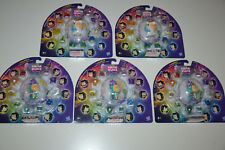 Hanazuki Lunalux Treasures 10 PACK Figures Sweets Fantasy -Collection 1- Hasbro