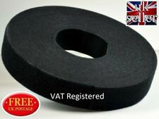 VELCRO® brand Hook and loop back to back strapping ONE-WRAP® 2CM in BLACK