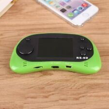 RS-8D 2.5'' LCD 8 Bit Built-in 260 Classic Games Handheld Game Console