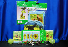 Wild Horses Party Set # 8 Wild Horses Party Supplies for 16 Plates